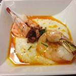 Spicy Shrimp & Grits