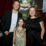 Will Chase, Sterling Jerins, Zuzanna Szadkowski attend the  World Premiere reception at The DL. ©VITAL AGIBALOW watermark