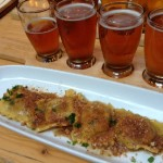 Butternut Squash Ravioli & Fall Beer Flight