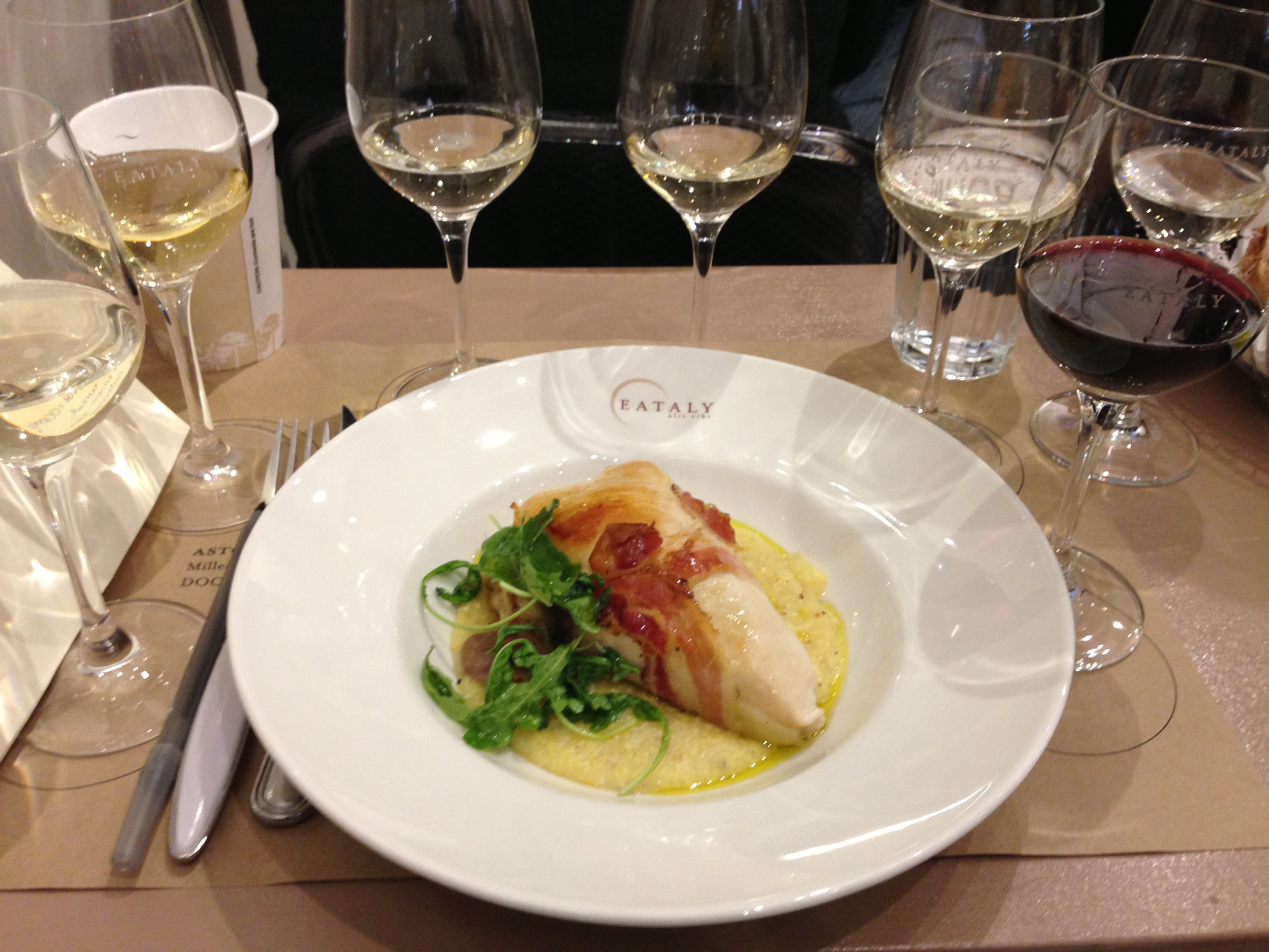 The Wines of Veneto at Eataly