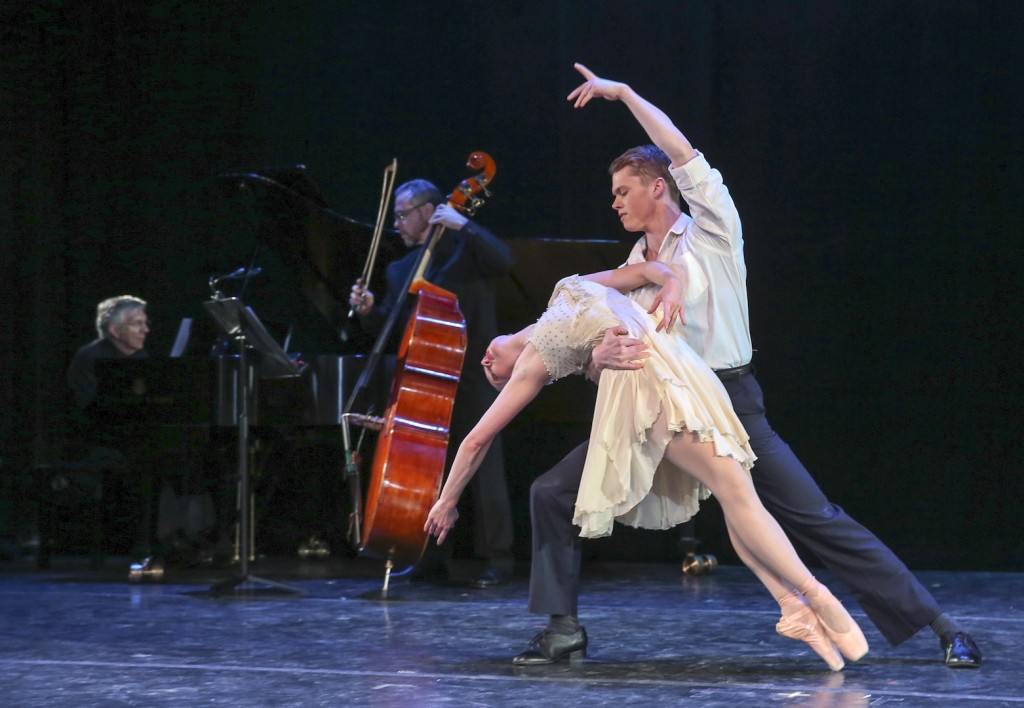 New York Theatre Ballet's Legends and Visionaries