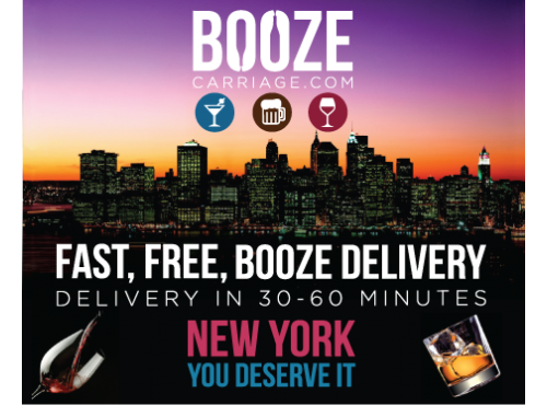 Booze Carriage: A Great Way To Order Alcohol!