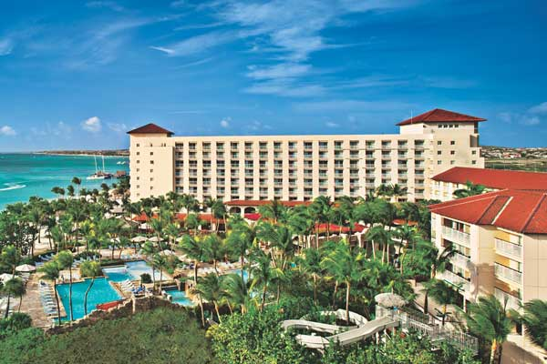 Escape to the Hyatt Regency Aruba