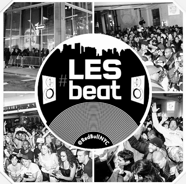 A Party of Epic Proportions: #LESBeat