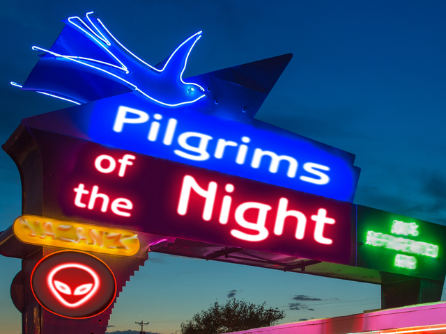 Get Your Tickets to Pilgrims of the Night
