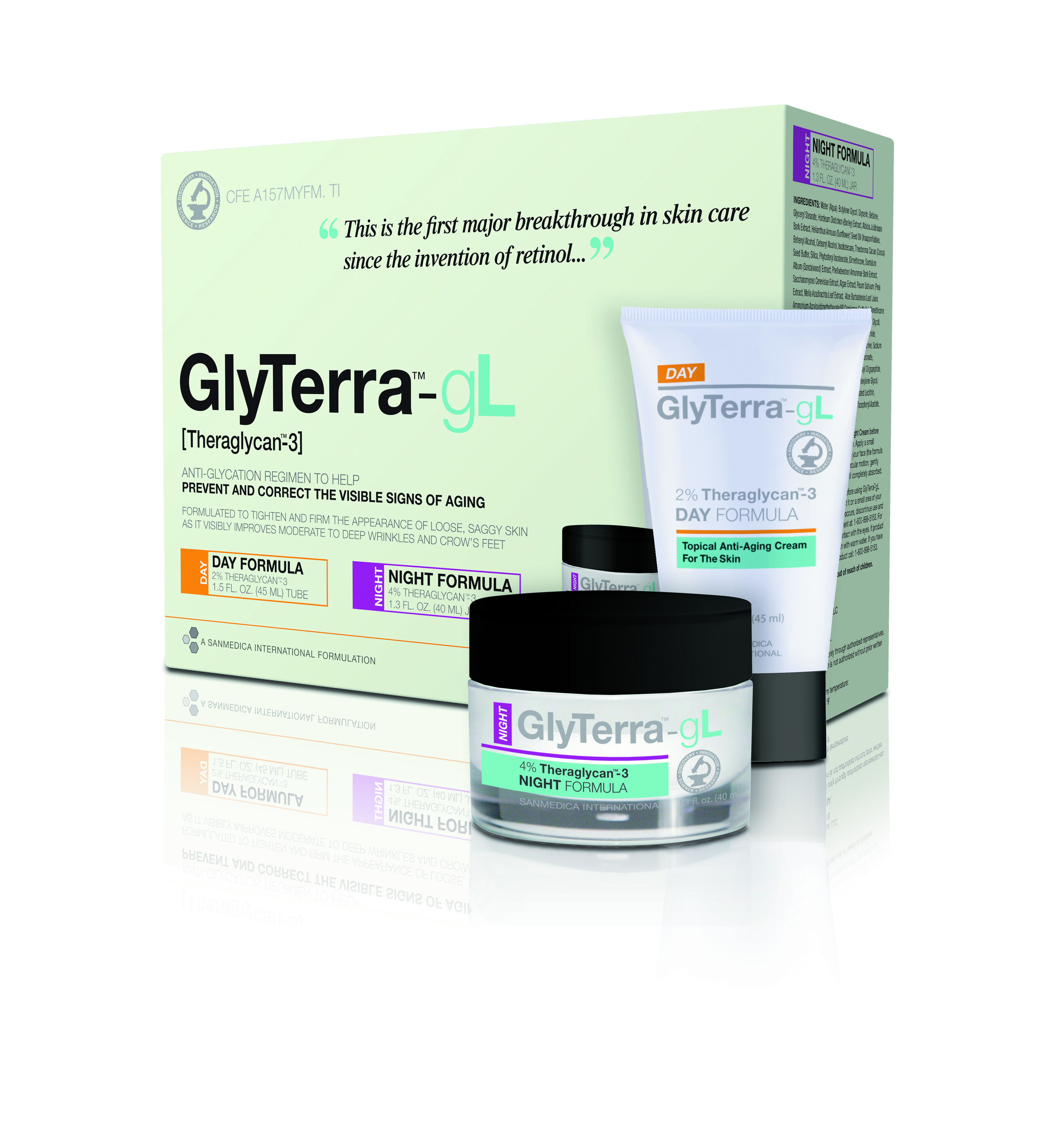 Glyterra-gL, a New Skin Tightening Breakthrough!