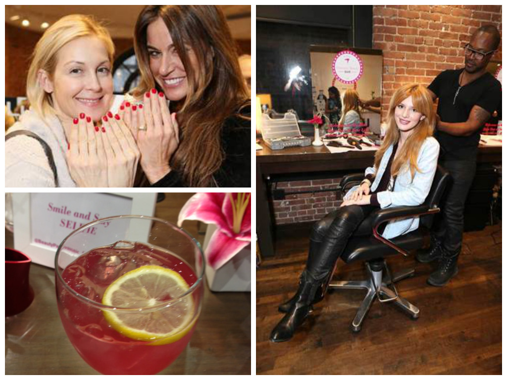 Primp Your Way to NYFW at Panasonic Beauty Bar