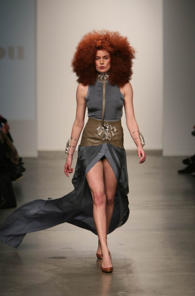 More Top Looks from Nolcha Fashion Week