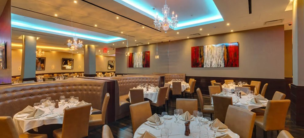 An Empire in the Making: Empire Steak House