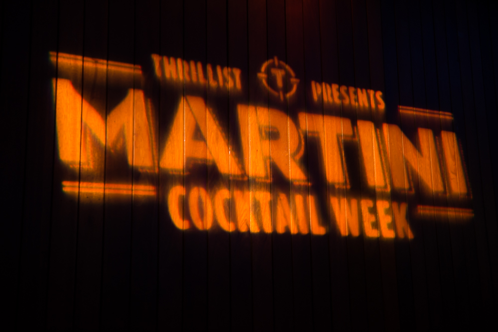 Celebrate Martini Cocktail Week Throughout the City