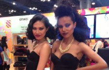 Behind the Scenes at the International Beauty Show