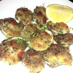 Oyster Bay Little Neck Clams 'Gratinate'