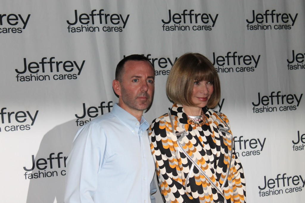 Fashion Gives Back at Jeffrey Fashion Cares 2014