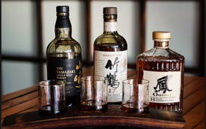 Japanese Whisky Takes Over the City