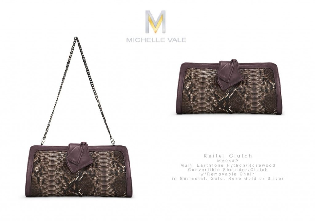 Michelle Vale Handbags Have It All