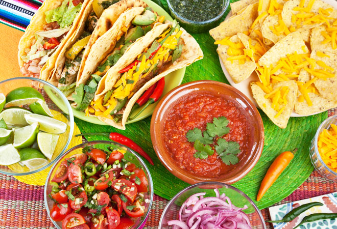 Celebrate Cinco de Mayo with Fiestas in NYC