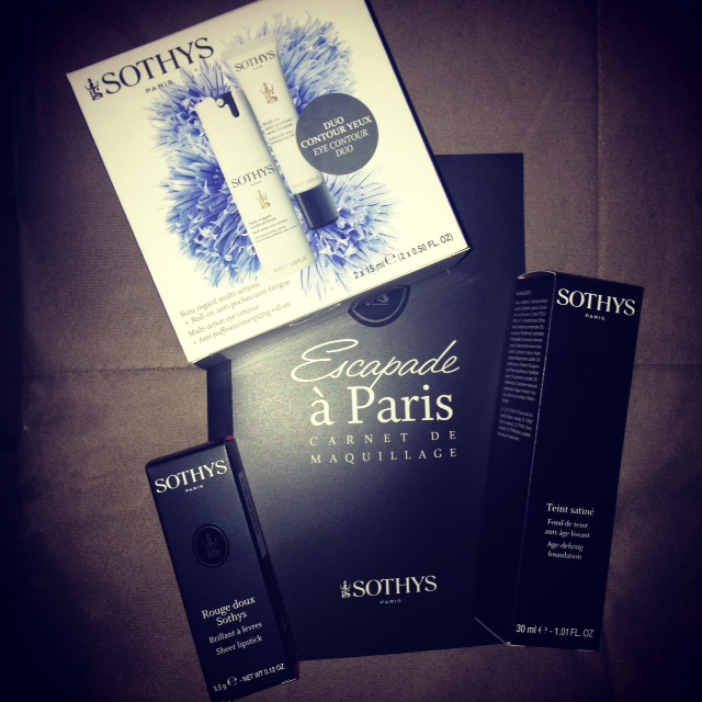 Flawless Parisian Style Make-Up From Sothys