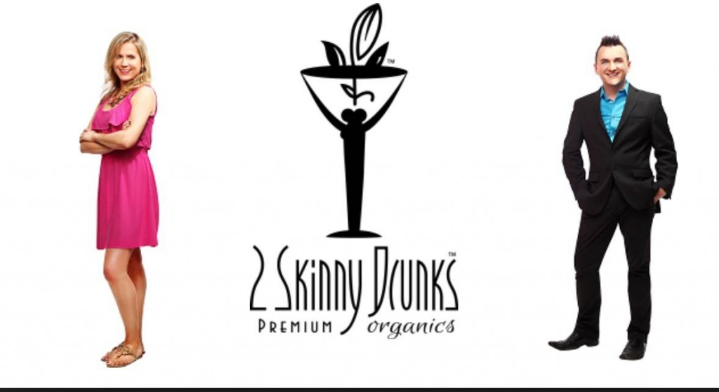 2 Skinny Drunks: Your Go-To Low Cal Cocktail Mixers