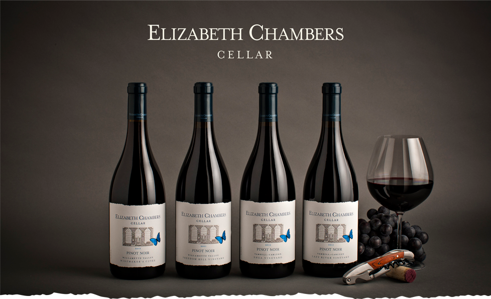 Into the Vines with Elizabeth Chambers Cellar