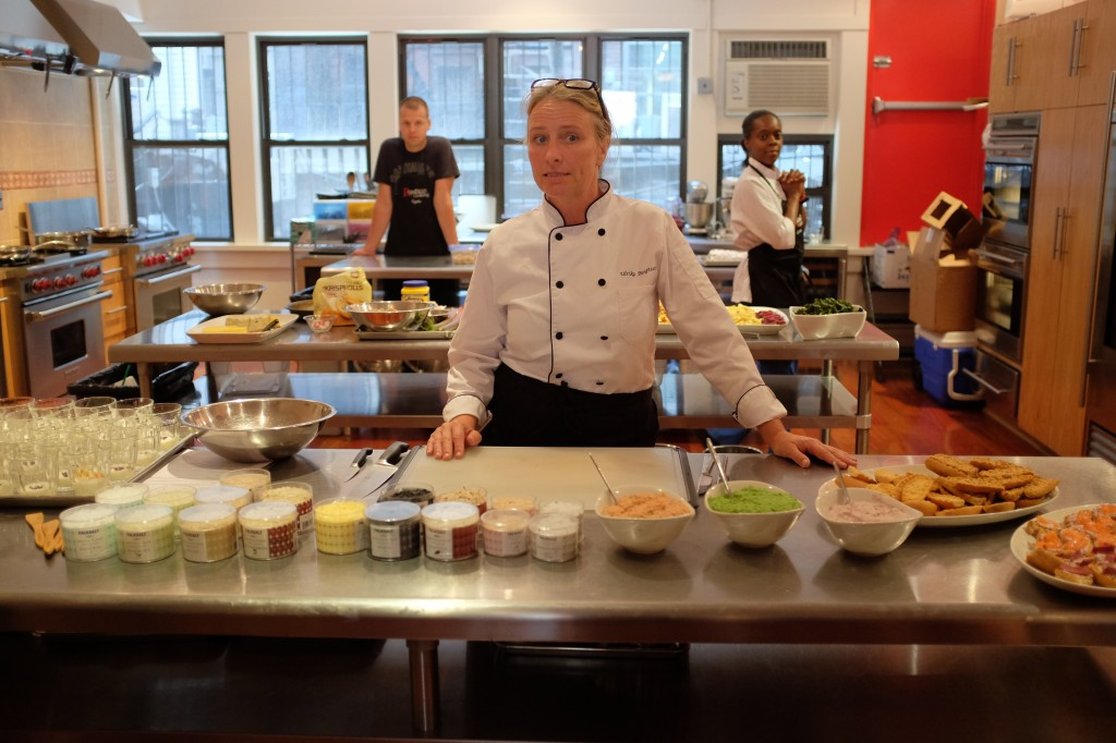 Celebrity Chef Gives New Yorkers a Taste of Sweden
