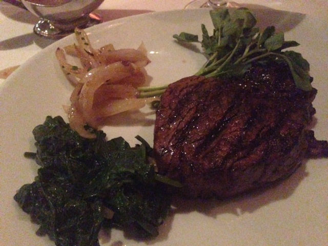 Red Meat Abounds at Desmond's Steakhouse