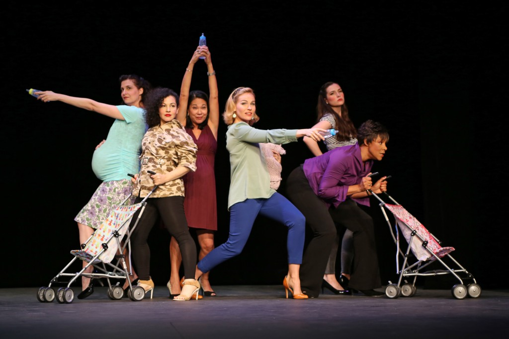 Fringe NYC presents Urban Momfare
