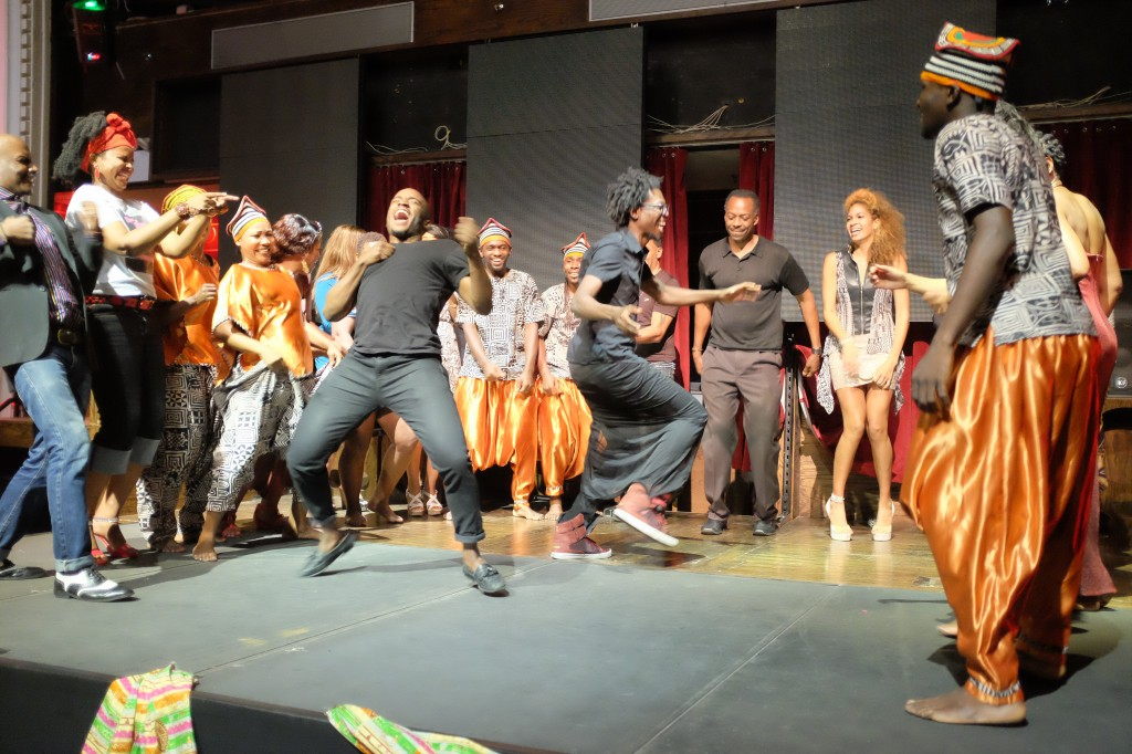 Cameroon Dances Its Way to the Heart of New York