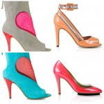 Fierce Footwear from Konstantina Tzovolou