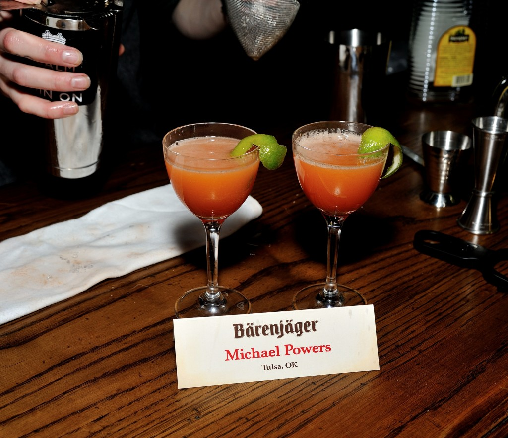 NY: Bärenjäger's 5th Annual Bartender Competition