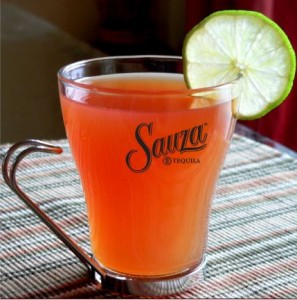 Cider Tequila Hot Toddy