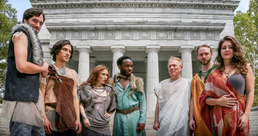 Murder, Betrayal, and Vengeance: Shakespeare's Titus Andronicus Comes Alive on the West End Theater