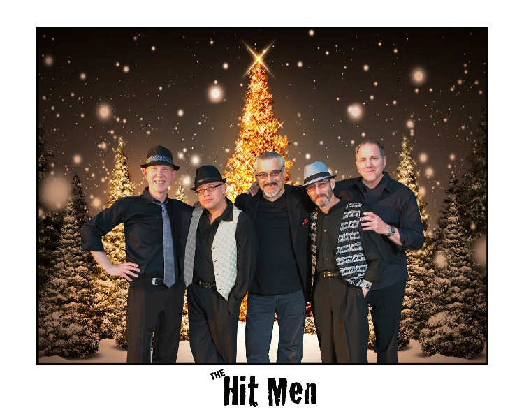 The Hit Men: Holiday Hits for Everyone