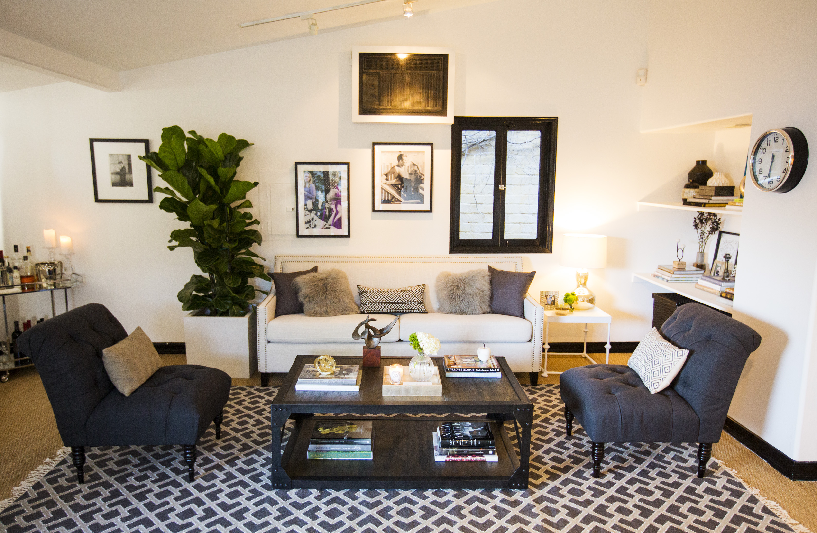 after living room. Spice Up Your Space with Laurel   Wolf