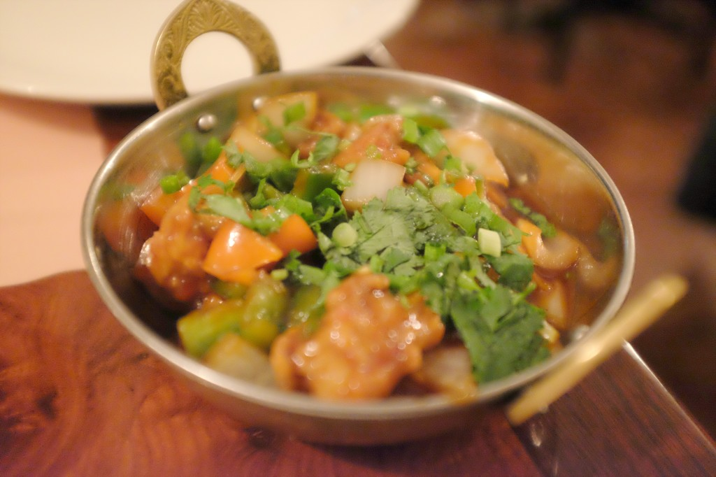 A Thai/Indian Fusion Makes a Change on Murray Hill