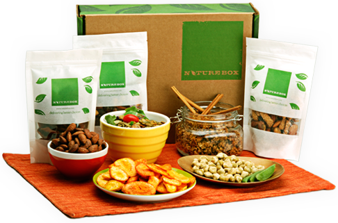 Snacking Made Easy with NatureBox