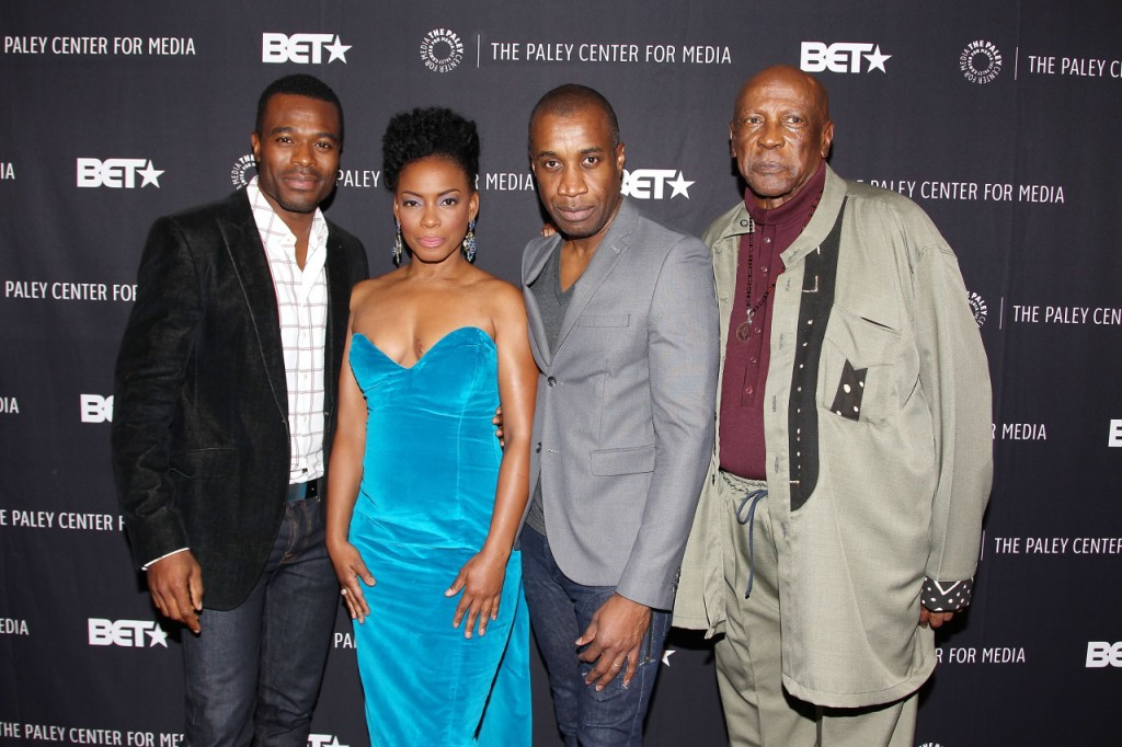 BET Presents The Book of Negroes Mini Series