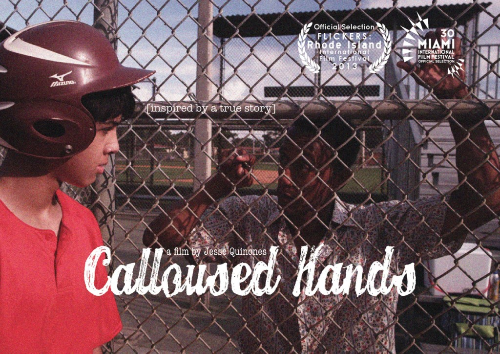"""Calloused Hands"" or the Andre Royo show?"