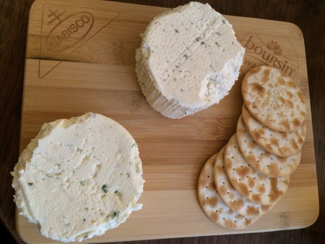 Boursin Cheese for At-Home Entertaining