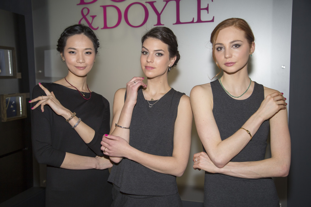 Vintage and Modern Jewelry Collide at Doyle & Doyle