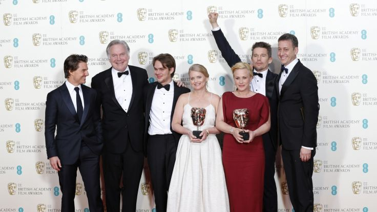 Top Picture Boyhood winning