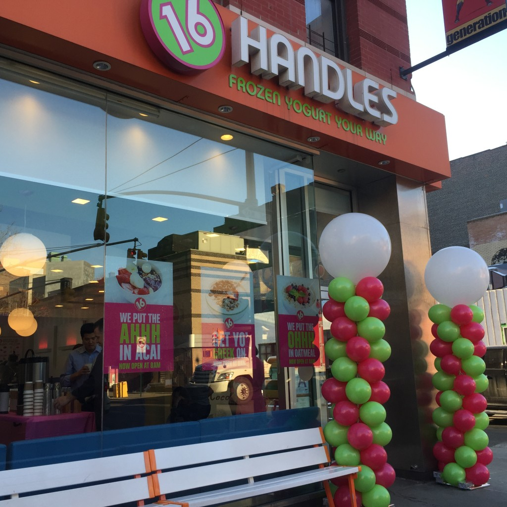 16 Handles Debuts New Healthy Breakfast Menu