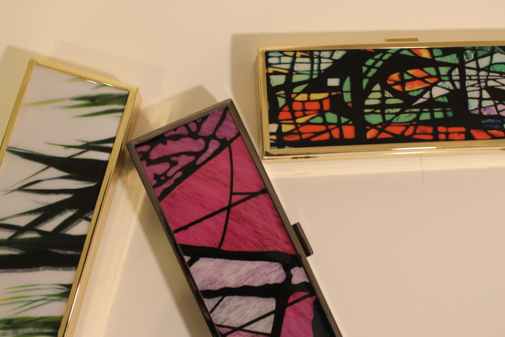 Kamilah Willacy's Art-Chitecture Inspired Clutches