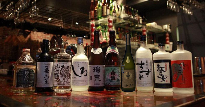 SIP Japan Presents a Shochu Immersion in the City