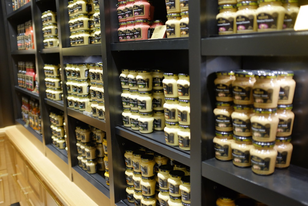 NY Taps Into Its First Mustard Boutique (Yep, Mustard)