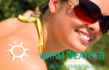 Warm Weather Beauty Essentials