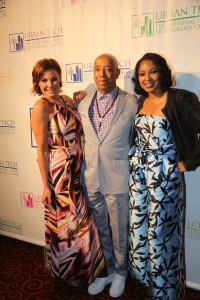 Carpet Alicia Quarles, Russell Simmons, LuAnn de Lesseps