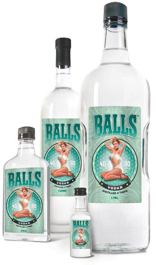 Ball So Hard: A Vodka for the Ages