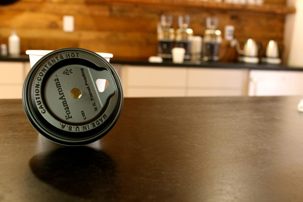 FoamAroma: A New Way To Enjoy To-Go Coffee