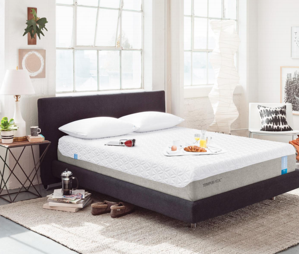 Taking Sleep to the Next Level with Tempur-Pedic