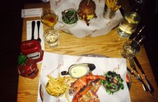 An Unlikely Pairing: Burger and Lobster